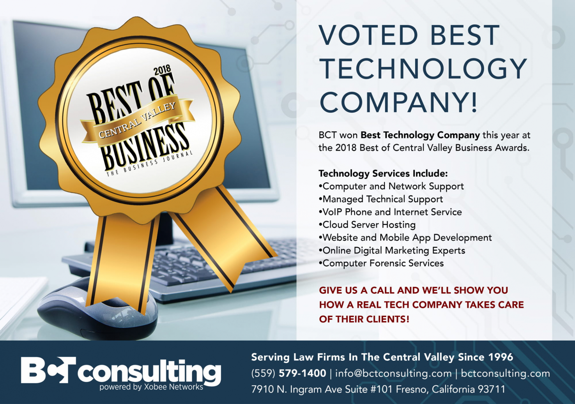 it maintenance los angeles bct consulting